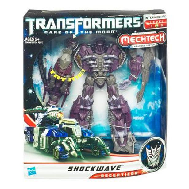 TRANSFORMERS MECHTECH DARK OF THE MOON COLLECTIONS - FGD ...